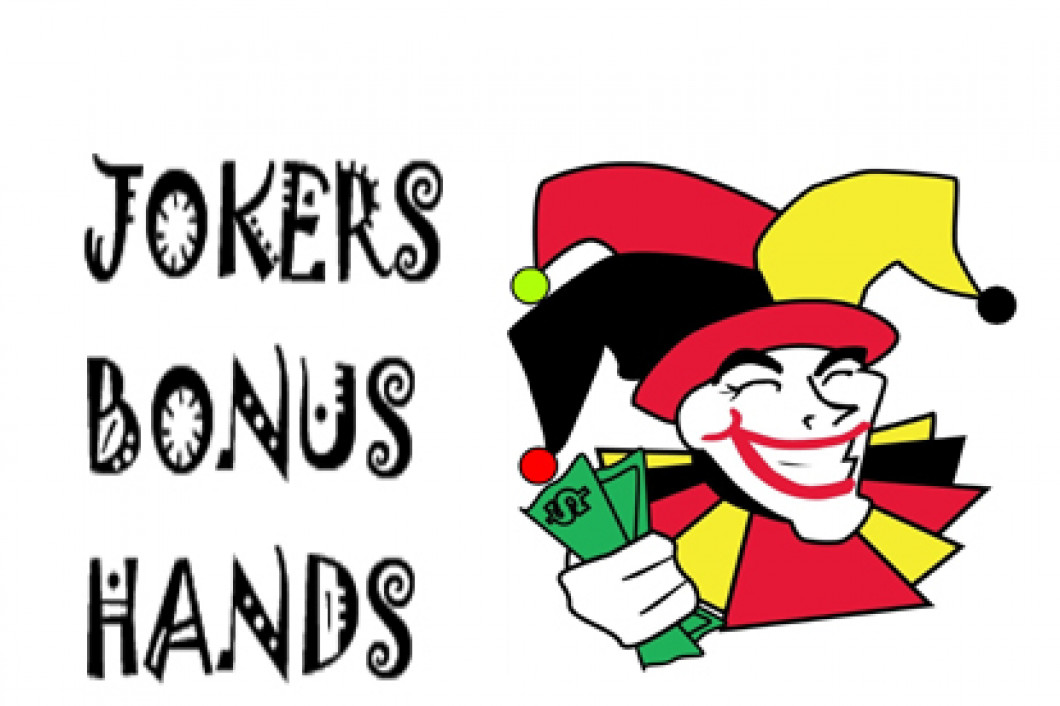 Joker's Bonus Hands