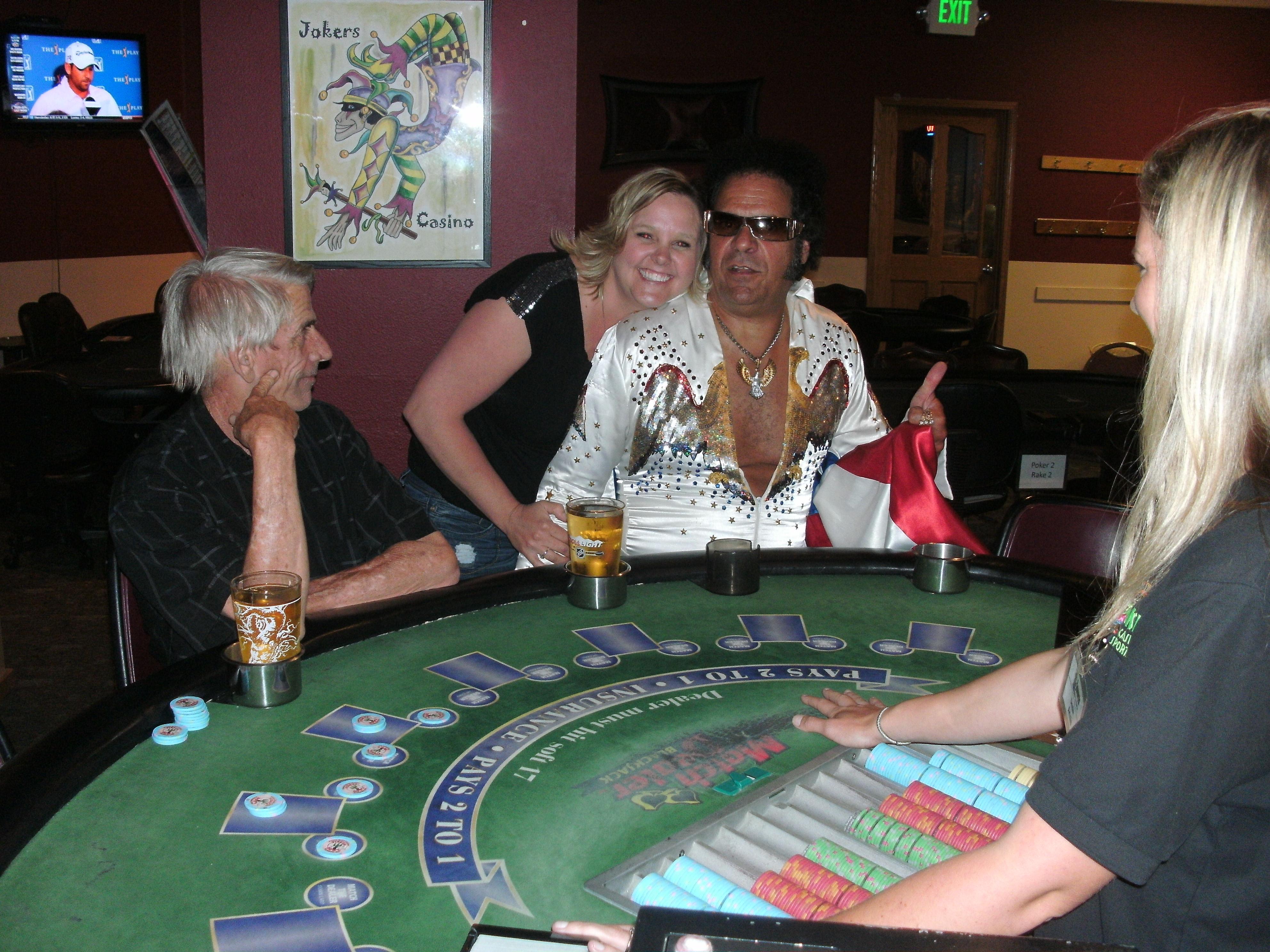 Jokers casino richland